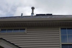 Gutter Cleaning Louisville: example of clean gutters